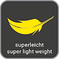 Superleicht / super light weight